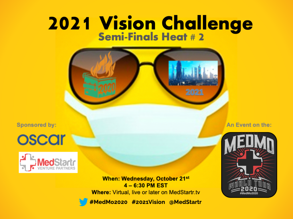2021 Vision Challenge Heat # 2 Video