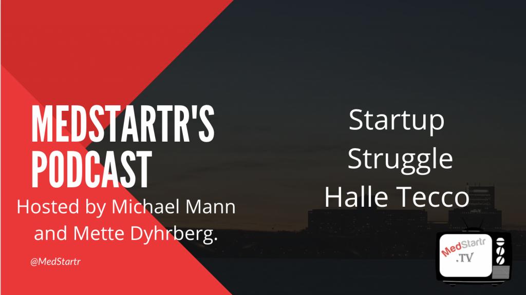 Startup Struggle : Halle Tecco
